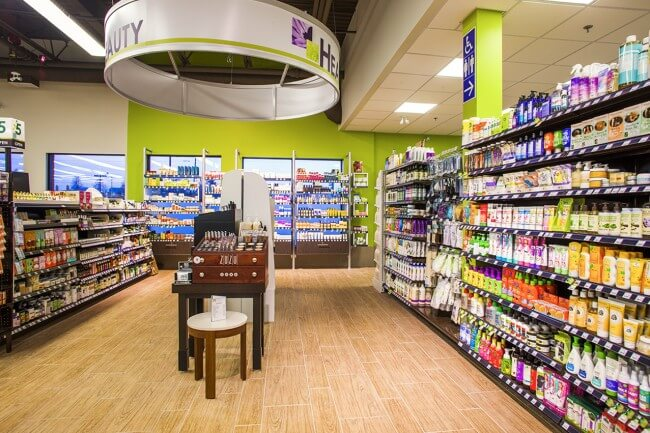 Nature's Emporium VAUGHAN - Interior - health and beauty