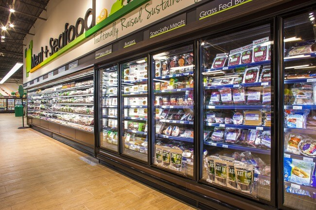 Nature's Emporium VAUGHAN - Interior - Sustainable Meat and Seafood Department