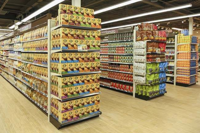 Nature's Emporium Vaughan Natural and Organic Grocery Aisles
