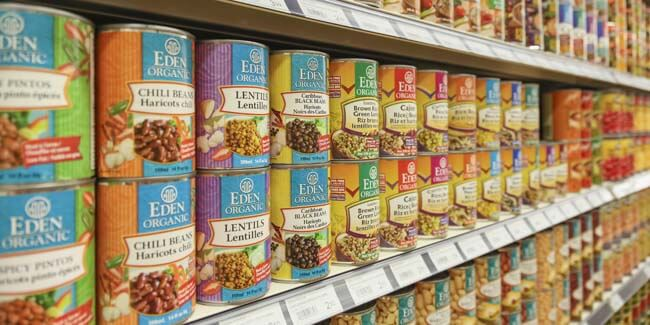 Nature's Emporium Vaughan Natural and Organic Grocery Eden Canned Beans
