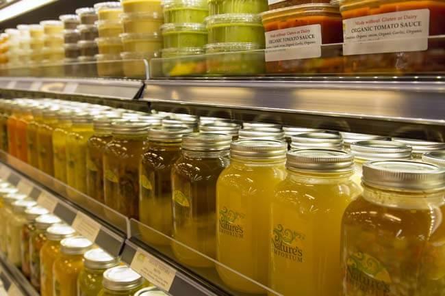 Nature's Emporium Organic Meals to Go