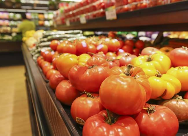 Nature's Emporium Organic Tomatoes