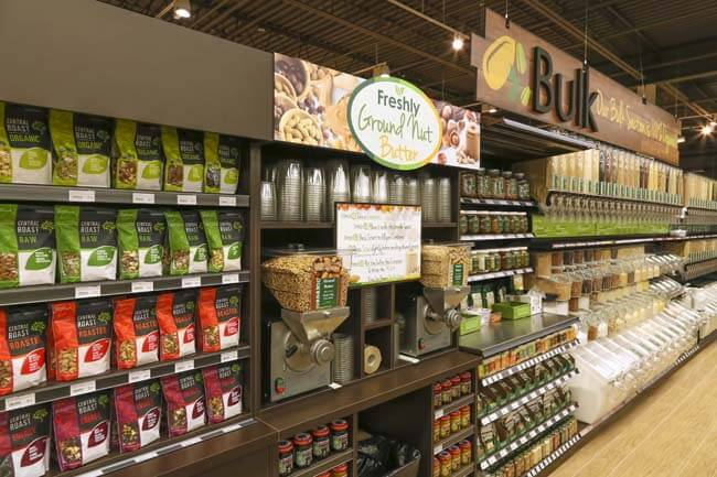 Nature's Emporium Vaughan Bulk Foods and Nut Butter Organic
