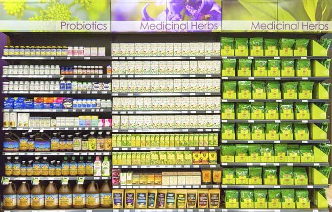 Nature's Emporium Vitamin and Supplement Dispensary Vaughan