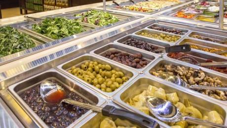 Nature's Emporium Vaughan – Our Salad Bar