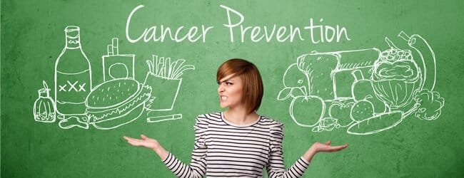 how to help prevent cancer