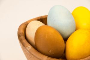 Nature's Emporium Natural Easter Egg Dye - Pastel Tones Image
