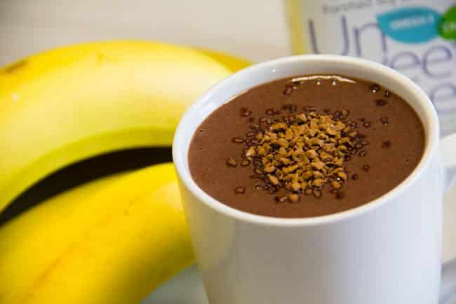 Early Riser Mocha Smoothie