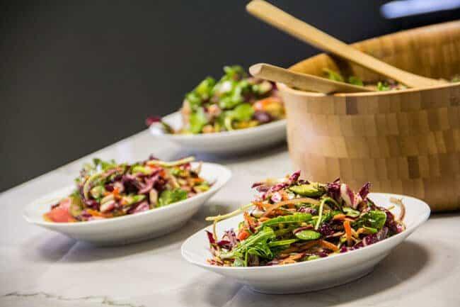 Hearty Arugula Salad