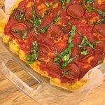 Featured Recipe: Pizza Mac n' Cheese (Dairy Free, Gluten Free)