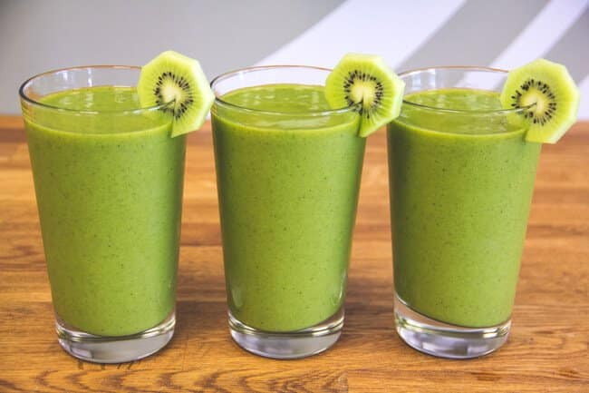 Ultimate Green Detox Smoothie