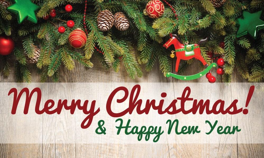 Merry Christmas >> Merry Christmas Happy New Year Nature S Emporium