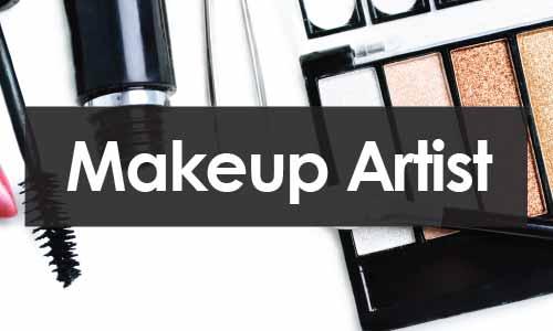 Make Up Artist Services Banner