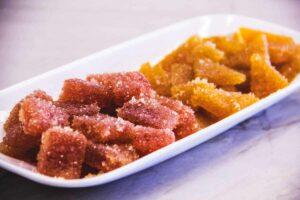 Natural Jelly Fruit Snacks (Gelatin Free, Vegan)