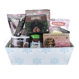 Nature's-Emporium-Moment of Bliss-Chocolate-Lovers-Gift-Basket