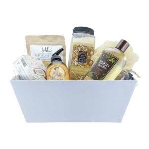 Earths bounty vegan gluten free essentials gift basket renew you cleansing essentials gift basket negle Choice Image