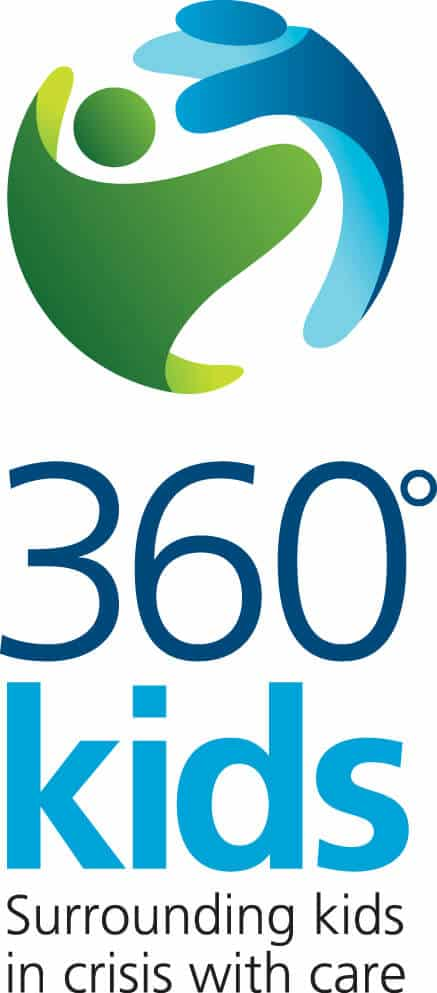 360° Kids Logo