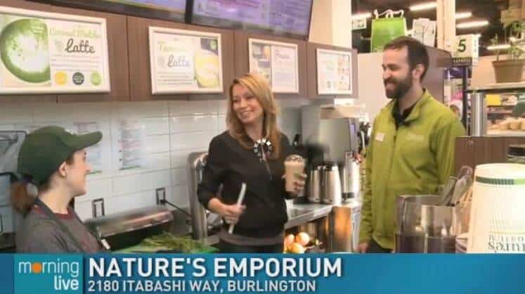 Nature S Emporium Juice Bar