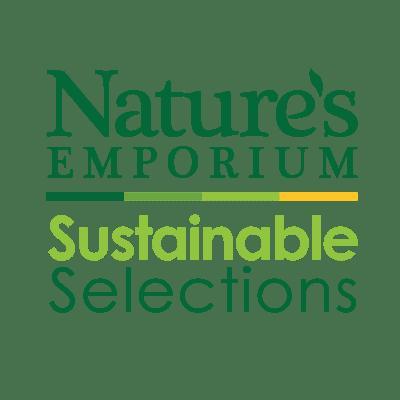 Nature's Emporium Sustainable Selections Logo
