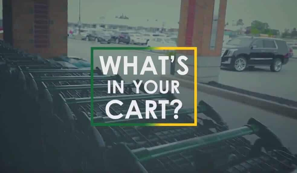 What's in your Cart Blog Banner