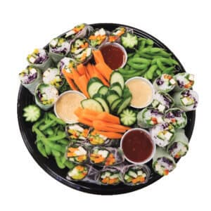 Nature's Emporium-Asian Platter