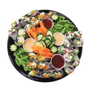 Nature's Emporium-Asian Platter