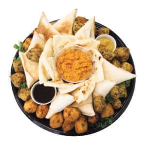 Nature's Emporium-Indian Platter