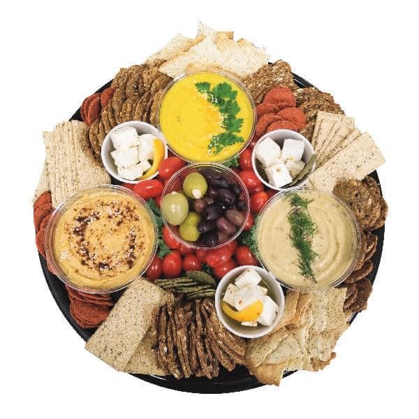 Nature's Emporium-Mediterranean Platter