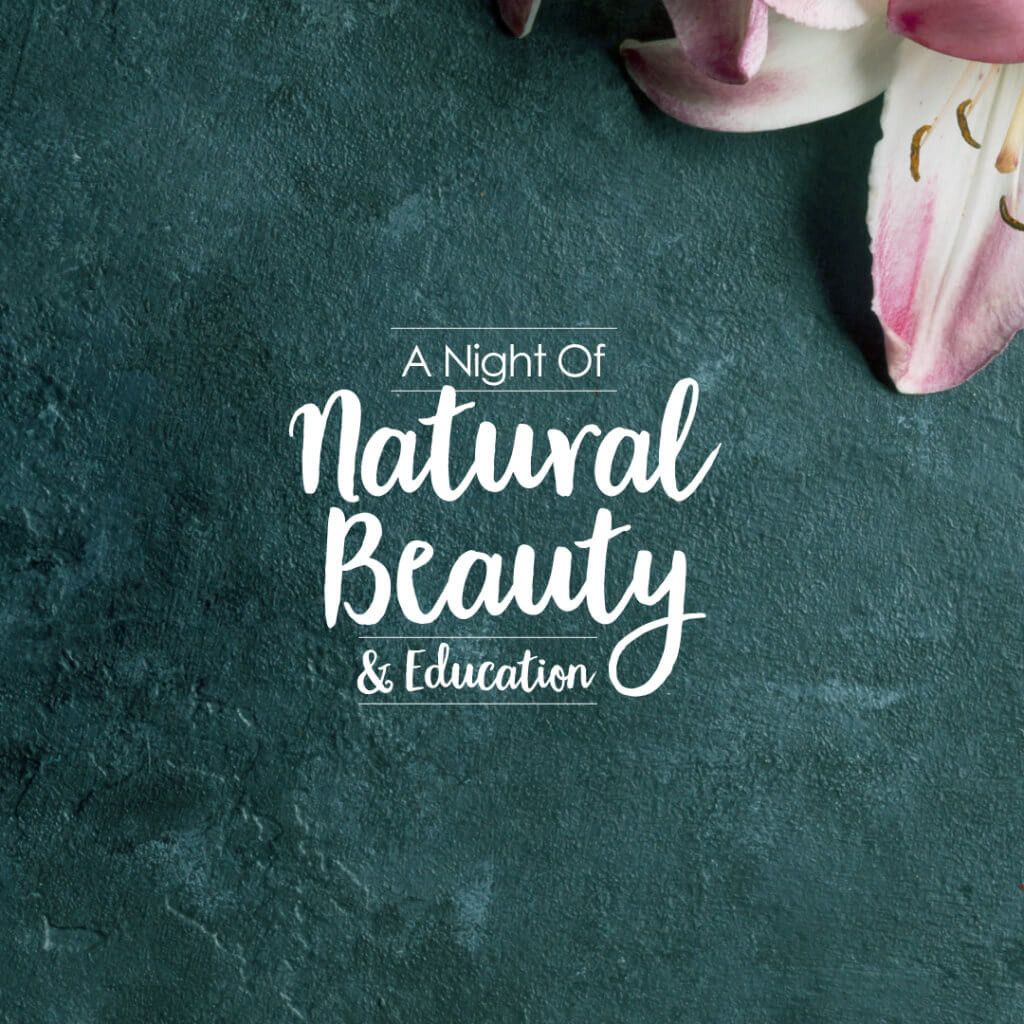 Nature's Emporium Natural Beauty Night Banner Image